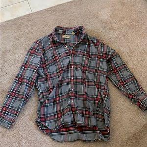 L.L. Bean Vintage Flannel
